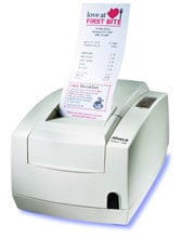 Ithaca PJ1-P-1 Receipt Printer