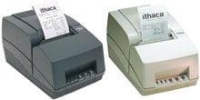 Ithaca 152U-MIC Receipt Printer