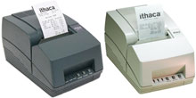 Ithaca 153S-MIC-25 Receipt Printer