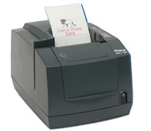 Ithaca PJ15-P-2-36-DG Receipt Printer