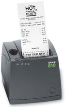 Ithaca 610P-DG Receipt Printer