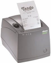 Ithaca 8000-S25 Receipt Printer