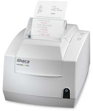 Ithaca KJ1-ETH-2 Receipt Printer