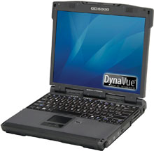 Itronix GD6000-100 Rugged Laptop Computer