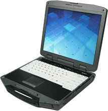 Itronix GD8000 Rugged Laptop Computer