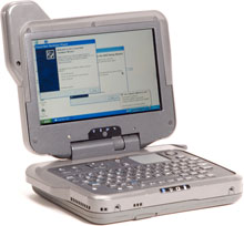 Itronix MR1ADAZAZZZAAAAZAA Rugged Laptop Computer