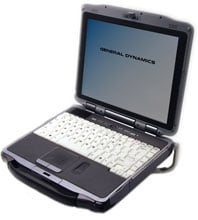 Itronix XR1EBBCAZZZZZZAABAAB Rugged Laptop Computer