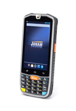 Janam XM75 Mobile Handheld Computer