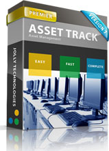 Jolly AT8-PRE-UPG Asset Tracking Software