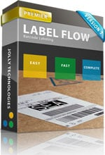 Jolly Label Flow Barcode Software