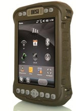 Juniper Systems Mesa Military Tablet Computer
