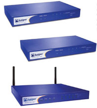Photo of Juniper NetScreen-5 Series
