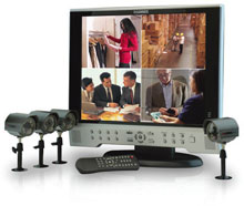 LOREX SG17LD804-161 Surveillance Camera System