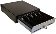 M-S Cash Drawer CF-405-USB-M-B