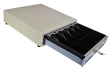 M-S Cash Drawer CF-405-M-W