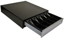 M-S Cash Drawer EP-125NKL-M-B