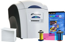Magicard 3649-0010--2 ID Card Printer System