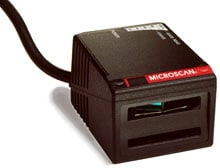 Microscan MS-9 Scanner