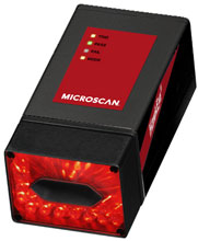 Microscan FIS-HE15-1LD0 Barcode Scanner