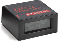 Microscan MS-3 CCD Scanner