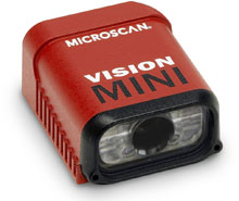 Microscan GMV-6300-2210G Fixed Barcode Scanner