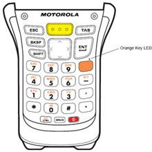 Motorola KYPD-MC95MH000-000