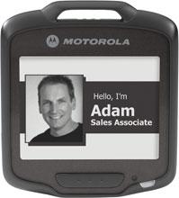 Motorola SB1 Mobile Handheld Computer