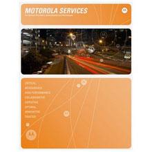 Motorola SSB-RD5000-30 Service Contract