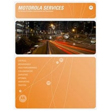 Motorola SSG-MC9003KM-30 Service Contract