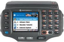 Motorola WT41N0 Mobile Handheld Computer