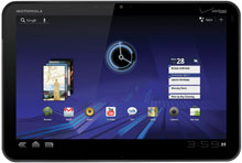 Photo of Motorola XOOM