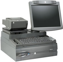Photo of NCR RealPOS 80XRT