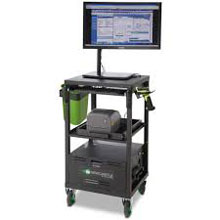 Newcastle Systems EcoCart Series Mobile Powered Workstations