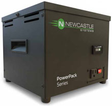 Photo of Newcastle Systems PowerPack Ultra Series
