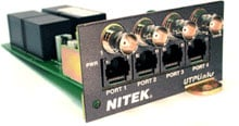 Photo of Nitek CHM16 Video Card