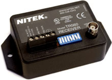 Photo of Nitek TR560 Active Receiver