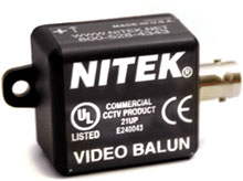Photo of Nitek VB37F Video Balun Transceiver