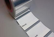 Omni-ID IQ-600-LABEL RFID Tag