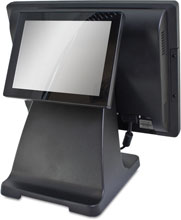 POS-X EVO-RD4-LCD8 Customer Pole Display