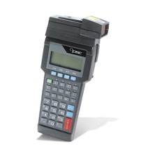PSC Topgun Mobile Computer