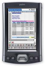 Photo of Palm TX Handheld