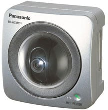 Panasonic BB-HCM331A Surveillance Camera