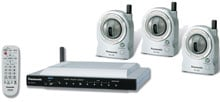 Panasonic BL-MS103A Surveillance Camera System