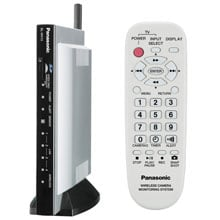 Panasonic BL-WV10A Network/IP Video Device