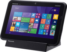 Panasonic Toughpad FZ-Q1 Tablet Computer