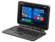 Panasonic Toughpad FZ-Q2 Tablet Computer