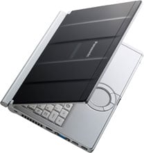 Panasonic CF-SX2JDAZ1M Rugged Laptop Computer