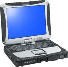 Panasonic Toughbook 19 Rugged Laptop Computer