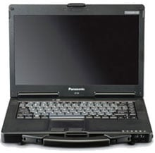 Panasonic CF-53AUHZX1M Rugged Laptop Computer