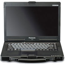 Panasonic CF-532ALZYCM Rugged Laptop Computer